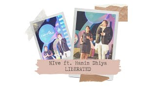 Cover images Liberated - NIve (ft. Hanin Dhiya)