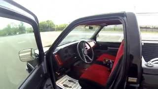 Review for 1989 Chevrolet C/K 1500 4x4 Step Side Bed chevy flareside sportside pickup...