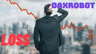 Daxrobot Loss Update! Dax Robot Trading & Investing With Crypto ADX 2.0