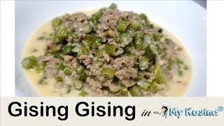 GISING GISING | My Kusina