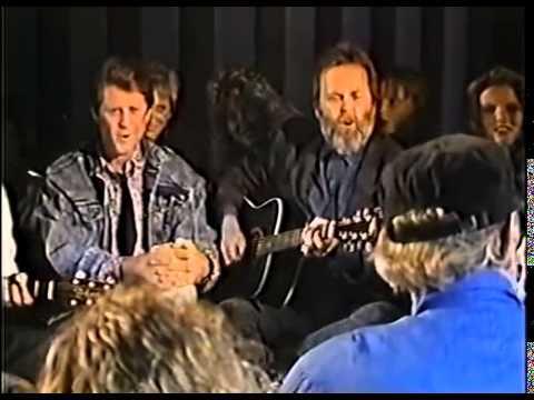 Barbara Ann Beach Boys  acoustic Camp Party 1989