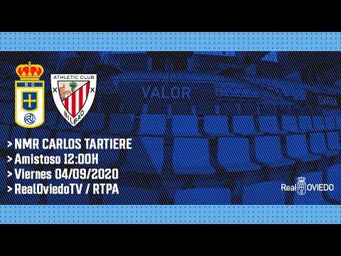 Real Oviedo - Athletic Club - Amistoso