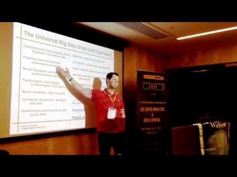 Data Mining with Data Visualization: Keynote at Big Data Analysis and Data Mining, 2016