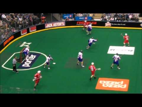 Toronto Rock vs Boston Blazers NLL
