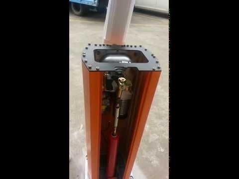 มอเตอร์-แขนกั้นรถอัตโนมัติ HPK รองรับการเปิด-ปิดมากกว่า 3 ล้านครั้ง