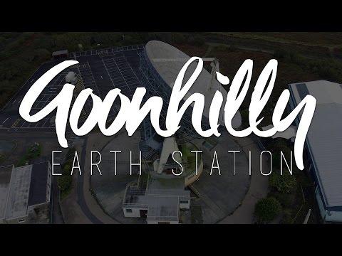 Goonhilly Earth Station - DJI Phantom 3