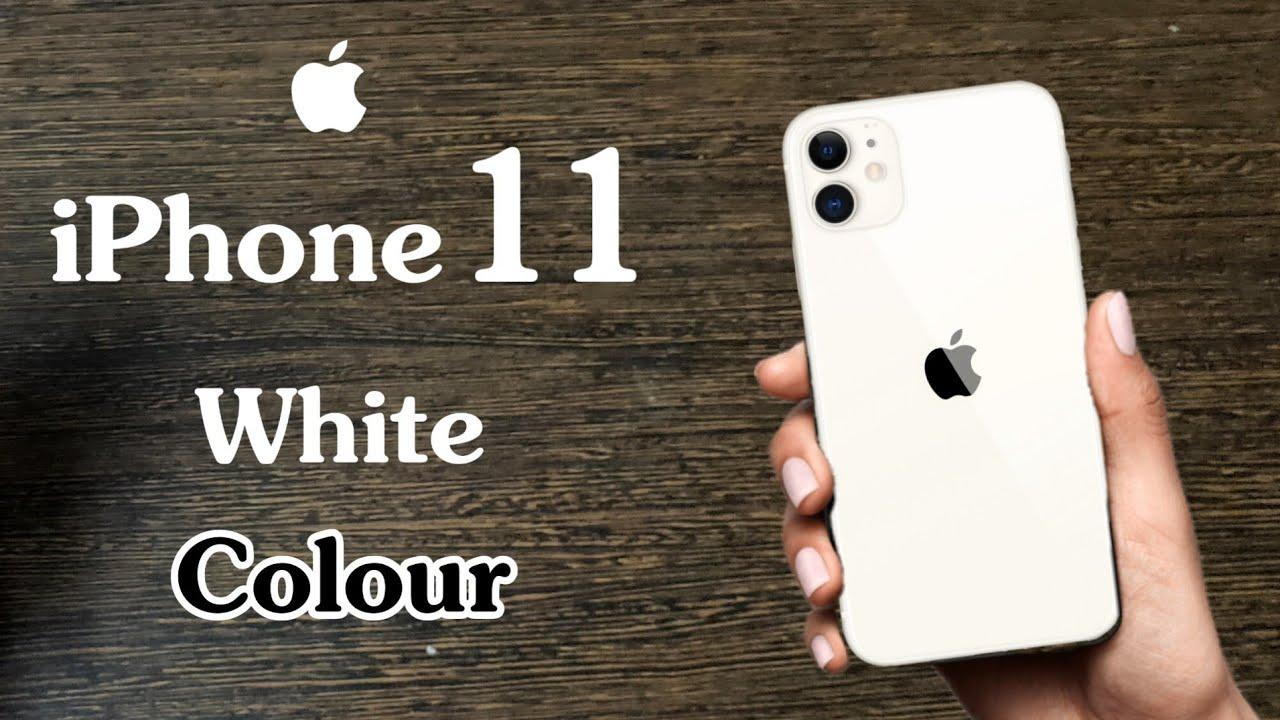 iPhone 11 White Colour