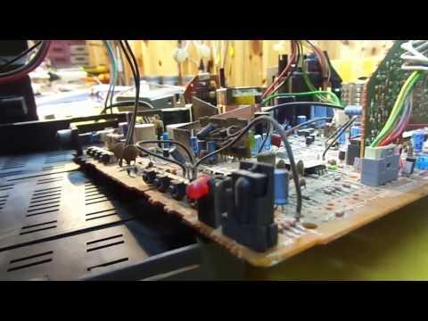 видео: Ремонт телевизора philips 14gx1510/56r. Не включается. Курсы телемастеров.