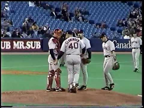 Boston Red Sox vs. Toronto Blue Jays 2002