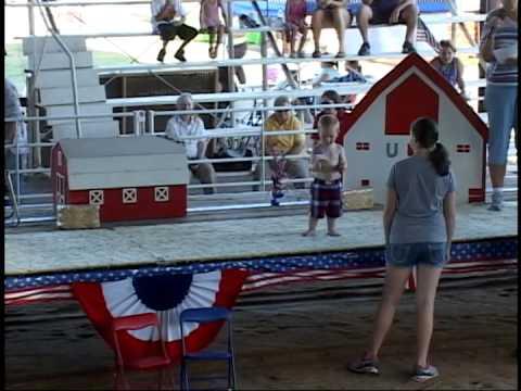 Ottawa County Fair 2012 Baby Show