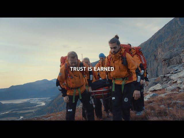 Trust is Earned - Norwegian People's Aid