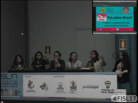 PyLadies Brasil Projetos e Experiências das comunidades brasileiras