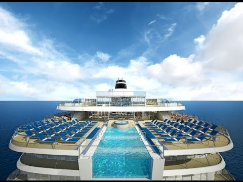 Sneak Peek at Viking Oceans New Vessel | Viking Star