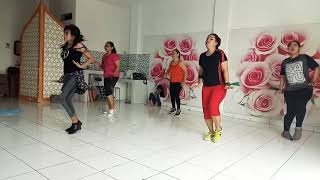 ZUMBA DANCE FITNESS WITH SANGGAR SENAM AYODYA