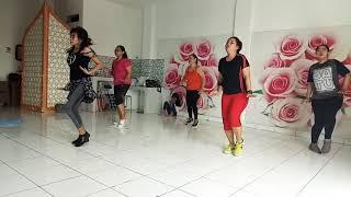 ZUMBA DANCE FITNESS WITH SANGGAR SENAM AYODYA