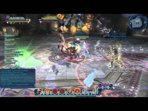 DCUO Almighty Gods - The Gates of Tartarus Themyscira 10 min 20 seg