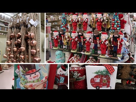 hobby-lobby-christmas-|-vintage-&-traditional-decor-|-episode-two