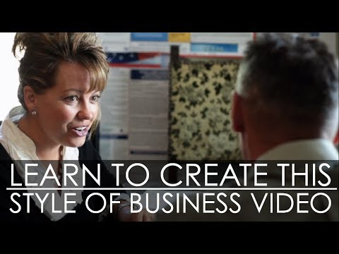 Learn Videography - Building Team Solutions - Learn how to create this style of video