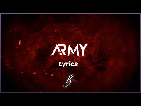 Besomorph & Arcando - Army (ft. Neoni) [Lyric Video]