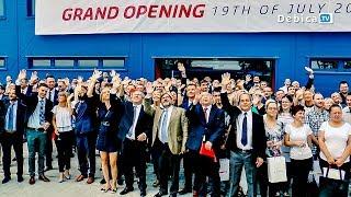 Fabryka Hutchinson Dębica w Zawadzie już otwarta! Docelowo zatrudni nawet 1000 pracowników