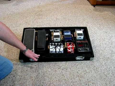 how to build your own fx pedals