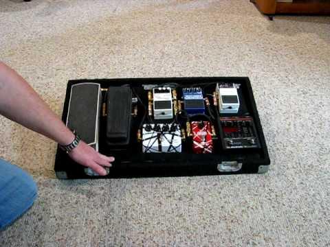 pedal board ideas youtube. Black Bedroom Furniture Sets. Home Design Ideas