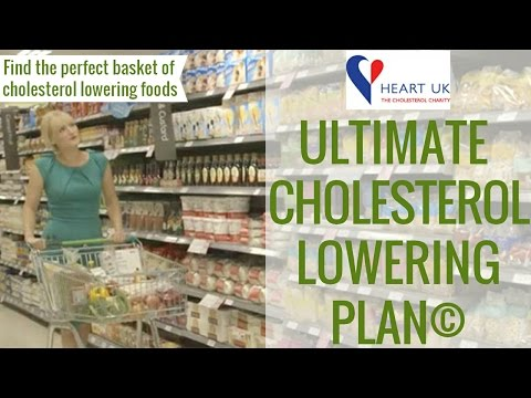 The Ultimate Cholesterol Lowering Plan (UCLP©) Store Tour