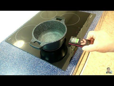 Индукционная плита и её ИЗЛУЧЕНИЕ