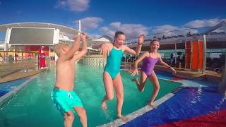 Royal Caribbean Seeker Spotlight: The Von Family | Liberty of the Seas