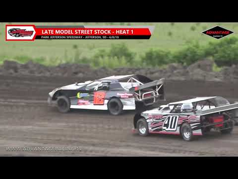 Racing at the Park Jefferson Speedway kicks off this week with the IMCA Sport Compacts and Late Model Street Stock Touring Series taking turns at their heat ... - dirt track racing video image