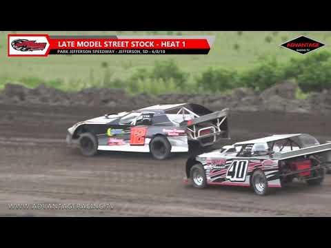 Sport Compact/LMSS Heats - Park Jefferson Speedway - 6/8/19