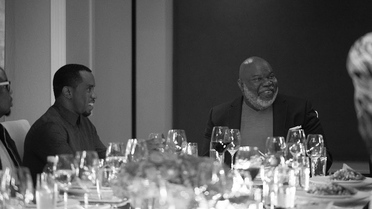 How About This For A Collab…Diddy and TD Jakes