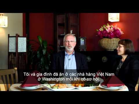 Message from U.S. Ambassador to Vietnam David Shear