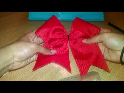 Cheer Bow Basics