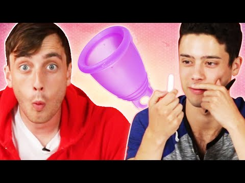 Thumbnail: Guys Guess The Price Of Period Products