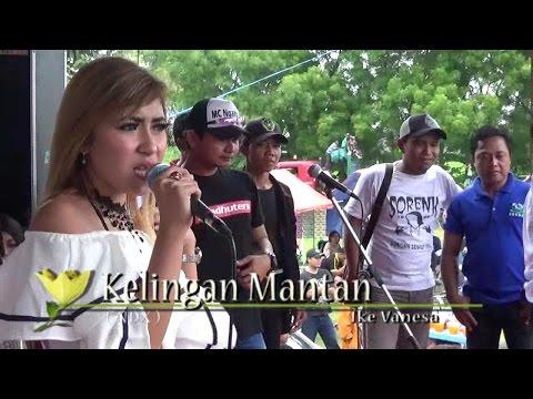 Kelingan Mantan (NDX) - Ike Vanesa - Mega Arwana Live Nganjuk 2016