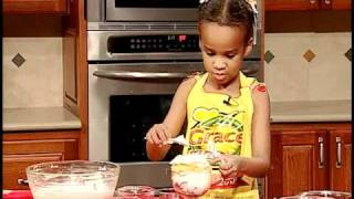 Zara's Trifle - Grace Foods Creative Cooking Kids