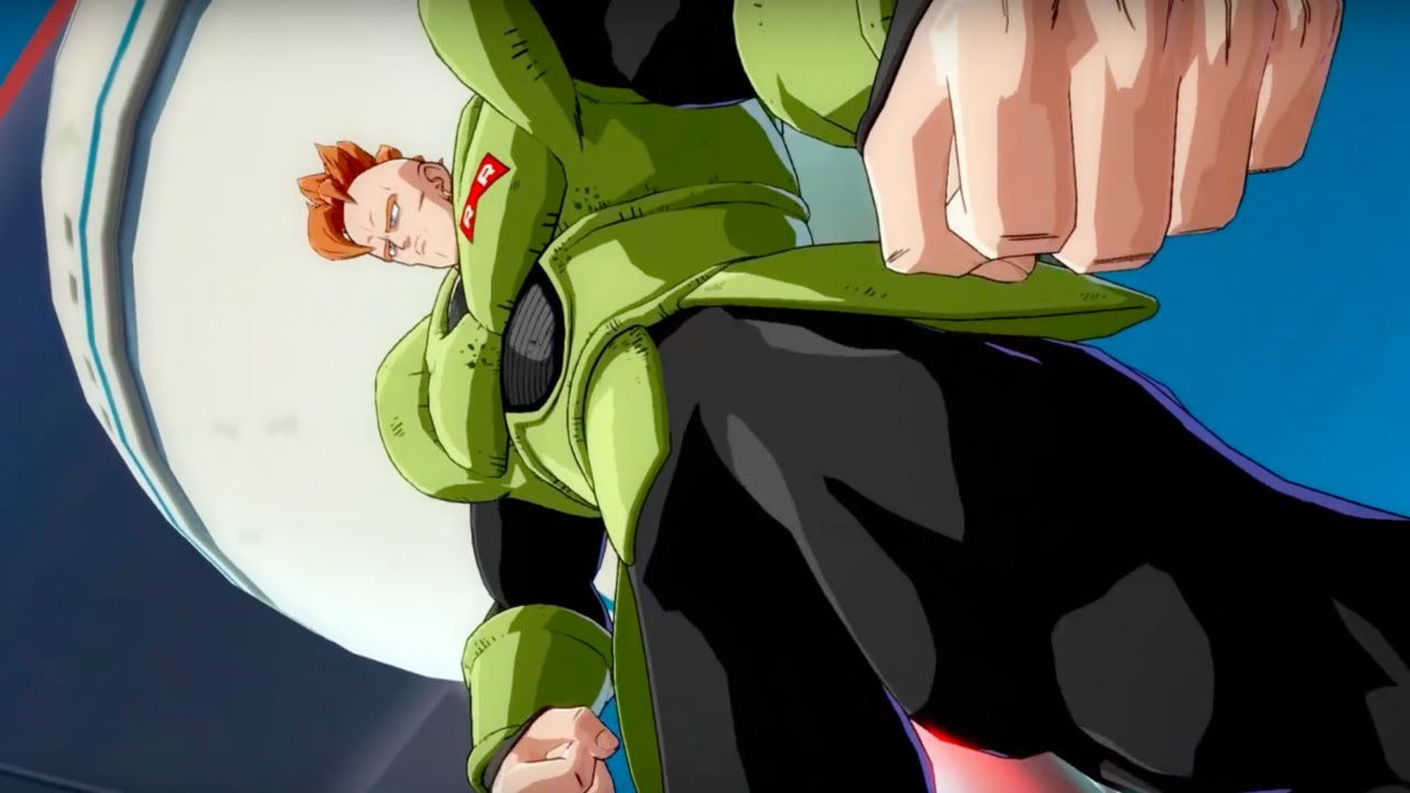 Dragon Ball FighterZ – Android 16 Trailer