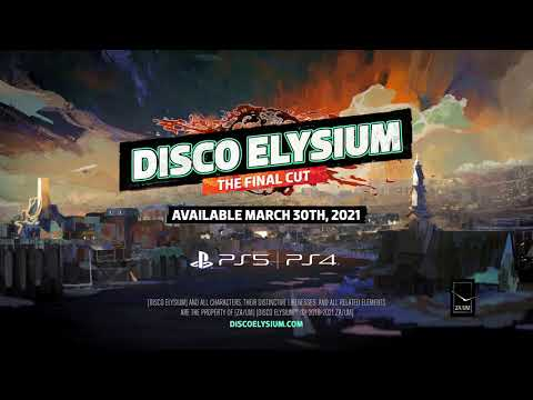 Disco Elysium PS5