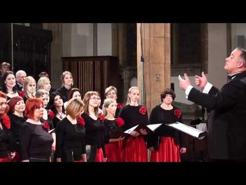 Emajõe Laulikud/St Edmundsbury Male Voice Choir - Mu isamaa on minu arm (G.Ernesaks)