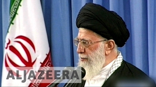Iran's Khamenei calls Trump the 'real face of America'
