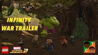 LEGO Avengers: Infinity War Trailer!! (LEGO Marvel Superheroes 2)