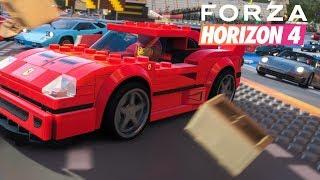 Wyścigi LEGO w Forza Horizon 4  Testujemy nowości w FH4