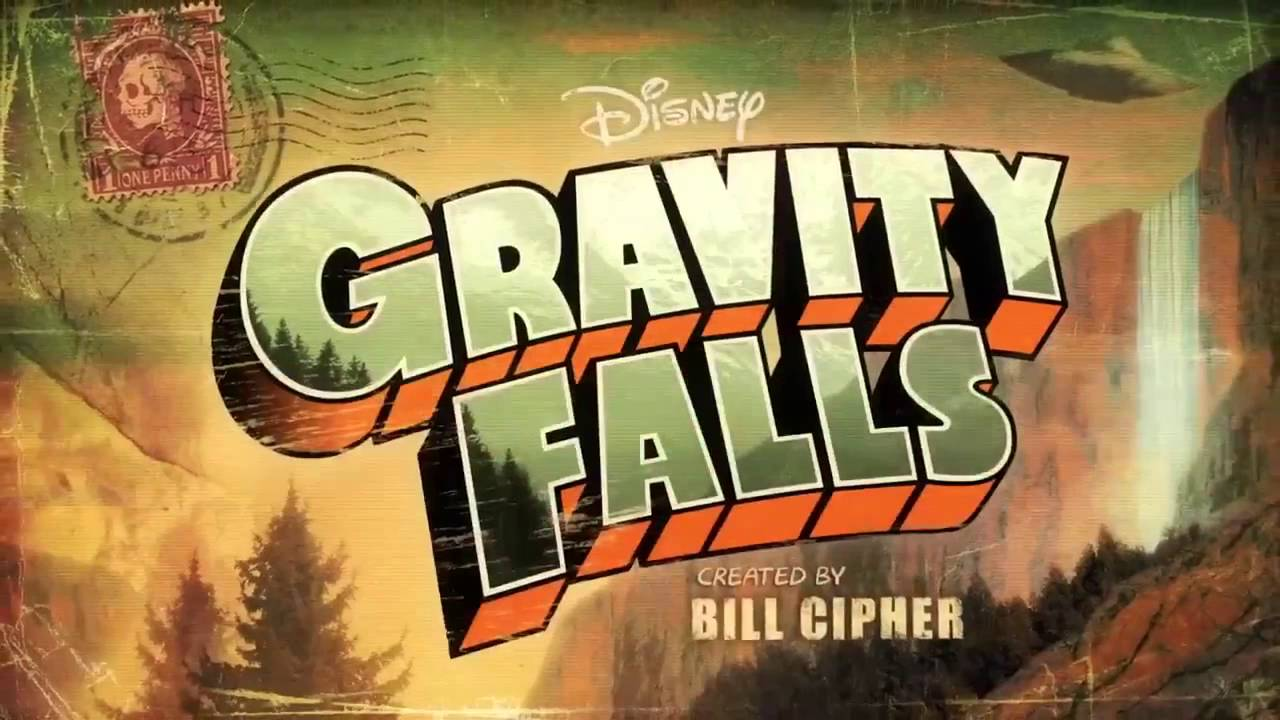 Gravity Falls Backwards Messages+Brazilian Messages #1