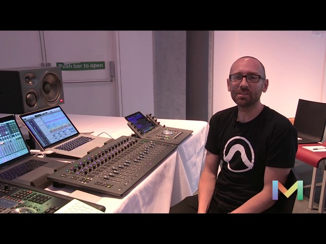 Introduction: Avid S3 Control Surface - Mediaspec Video Series