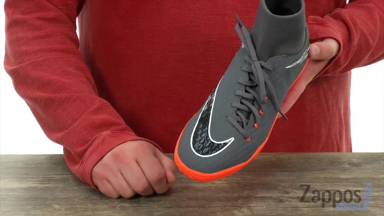 deb6d697e Nike Hypervenom PhantomX 3 Academy Dynamic Fit IC SKU: 8973008 - YouTube