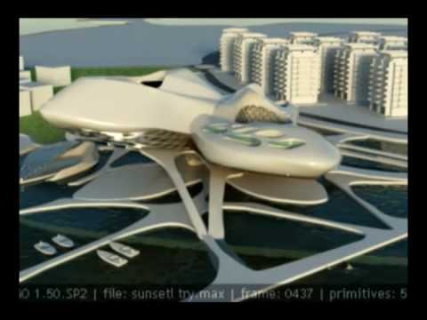 3d architectural animation ,graduation project