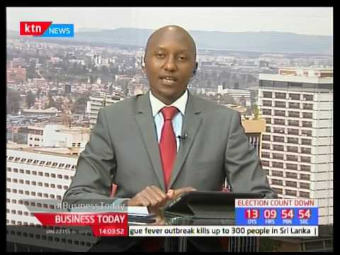 Business today: Uhuru vows that attackers and destruction of property won't go unpunished