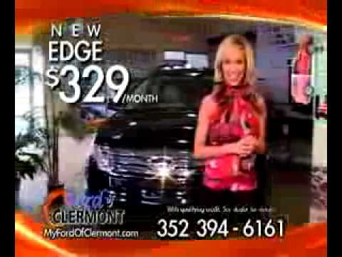 ford of clermont television commercial youtube. Black Bedroom Furniture Sets. Home Design Ideas