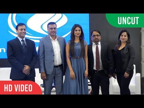 "UNCUT - Jennifer Winget Launches Online Insurance App | Rakesh Rakhi's ""Efficient"" Insurance broker"